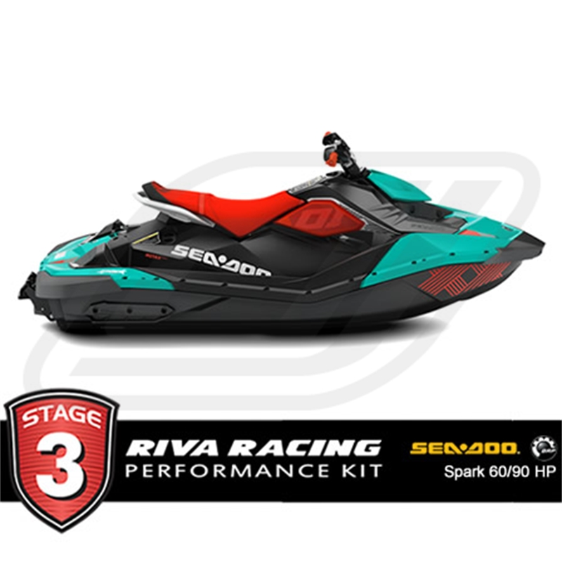 Kit Riva Racing Stage 3 Seadoo Spark 900 ACE / Trixx