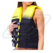 Gilet Jobe Mixte Dual Yellow men (2017)