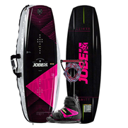 Pack Wakeboard Jobe Vanity + Chausses Host 7/10