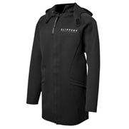 Tour Coat Slippery Noir