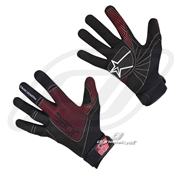 Gants Jobe Progress Swathe Black/Red