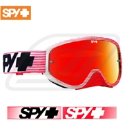 Lunettes Spy Woot Race Red and White