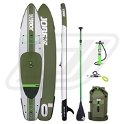 Pack Stand-Up Paddle (SUP) gonflable Jobe Duna 11.6 (2017)