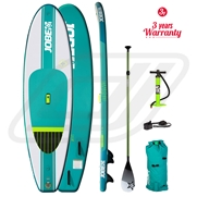 Pack Stand-Up Paddle (SUP) Gonflable Jobe Desna 10.0