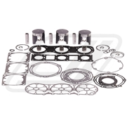 Kit pistons SBT complet  Yamaha 1200 Non Power Valves