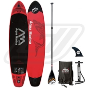 Pack Stand-Up Paddle gonflable Aqua Marina Monster 12''