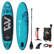 Pack Stand-Up Paddle gonflable Aqua Marina Vapor 9.10