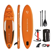 Pack Stand-Up Paddle gonflable Aqua Marina Fusion 10'10 | 2021