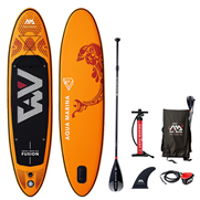 Pack Stand-Up Paddle gonflable Aqua Marina Fusion 10.4