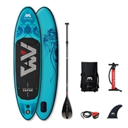 Pack Stand-Up Paddle gonflable Aqua Marina Vapor 9'10
