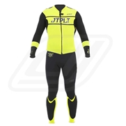 Combinaison JetPilot Matrix Race John and Jacket Yellow/Black