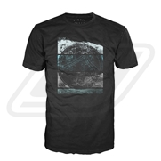 T-Shirt Liquid Force Crash Black