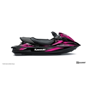 Kit déco Kawasaki STX-15F Shine Rose