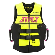 Gilet JetPilot Matrix Race Néoprène Yellow/Pink Women