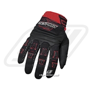Gants JetPilot Race Tech Red