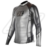 Top Neoprene JetPilot F-38 Flight Silver/Black