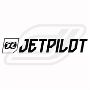 Sticker Jetpilot Corporate Transparent 20cm
