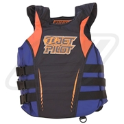 Gilet JetPilot Nylon Matrix Navy/Orange