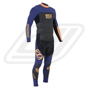 Combinaison JetPilot Matrix Navy/Orange