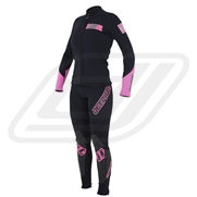 Combinaison Long John and Jacket JetPilot Matrix Ladies Pink 3/2mm