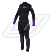 Combinaison Long John and Jacket JetPilot Matrix Ladies Purple 3/2mm