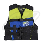 Gilet Enfant JetPilot Nylon Cause Kid Blue
