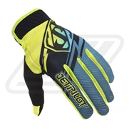 Gants Jetpilot Phantom Green/Blue