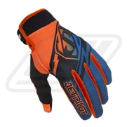 Gants Jetpilot Phantom Navy/Orange