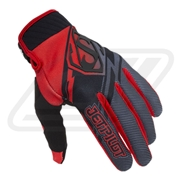 Gants Jetpilot Phantom Black/Red