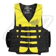 Gilet JetPilot 2016 Nylon Strike Yellow