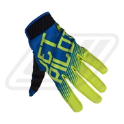 Gants JetPilot Phantom Super Lite Navy Lime