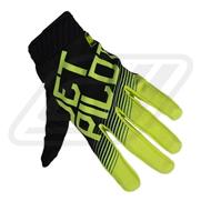 Gants JetPilot Phantom Super Lite Black/ Lime