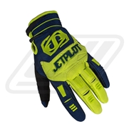Gants Jetpilot Matrix Navy/ Lime