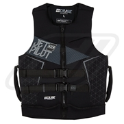 Gilet JetPilot 2017 The Cause Néoprène CE Black/ Char
