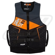 Gilet JetPilot 2017 The Cause Néoprène CE Char/ Orange
