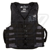 Gilet JetPilot Nylon Strike Black