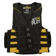 Gilet JetPilot 2017 Nylon Strike Yellow