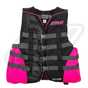 Gilet JetPilot Nylon Matrix Pink Ladies