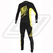 Combinaison Jetpilot Matrix 3 John & Jacket Black/ Yellow (2017)