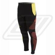 Pants Jetpilot 3 Race Red/ Yellow (2017)