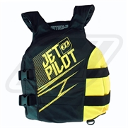 Gilet Jetpilot Matrix 3 (2017) Black/ Yellow