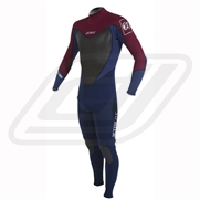 Combinaison intégrale JetPilot The Cause Dark Navy/ Burgundy (2017) 3/2mm