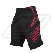 Boardshort Jetpilot Samurai Black/Red (2017)