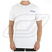 T-shirt Jetpilot Established White