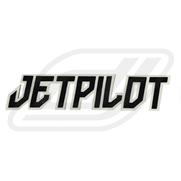 Sticker Jetpilot MX Decal 22.50 cm - Noir
