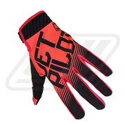 Gants JetPilot Phantom Super Lite Black/ Orange