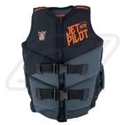 Gilet JetPilot Matrix Pro néoprène Black / Orange