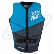 Gilet Jepilot Freeride Black / blue