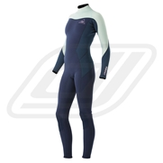 Combinaison intégrale JetPilot Cause Ladies Navy/Sky 3/2mm