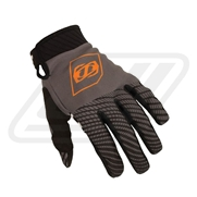 Gants JetPilot Phantom Super Lite Charcoal/Orange